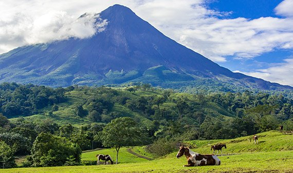 Rancharbeit in Costa Rica