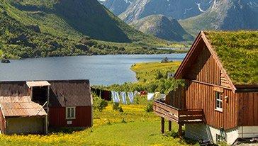 rancharbeit norwegen